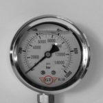 1000bar gauge